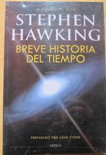 Libro Breve Historia Del Tiempo + Envío Gratis