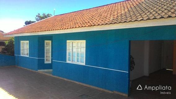 Casa À Venda, 90 M² Por R$ 250.000,00 - Borda Do Campo - Quatro Barras/pr - Ca0061