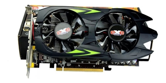 Placa De Video Gtx 550 T I 1gb Gddr5 128 Bits Nvidia Geforce