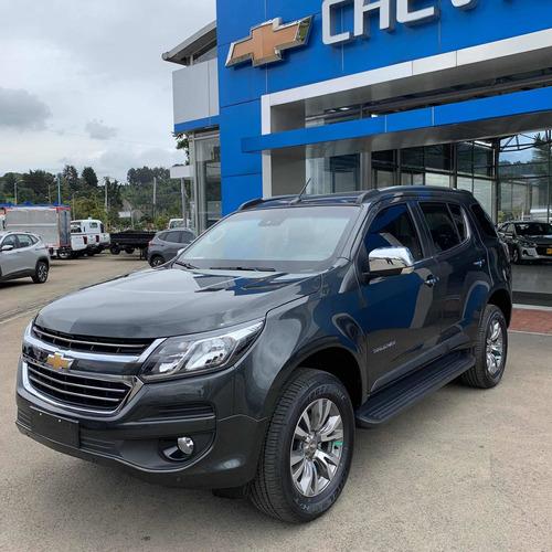 Chevrolet Trailblazer Gasolina Blindada 2020 Para Matricular