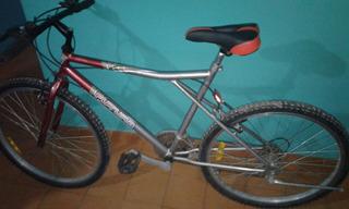 Bicicleta Rodado 26 Mtb Con Cambios Futura -san Vicente