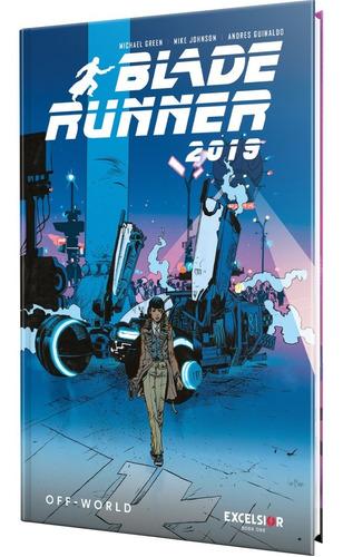 Imagem 1 de 10 de Blade Runner 2019 Off-world - Graphic Novel