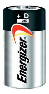 Pila Energizer Max D Pack X2 Unidades Potencia Duradera D2