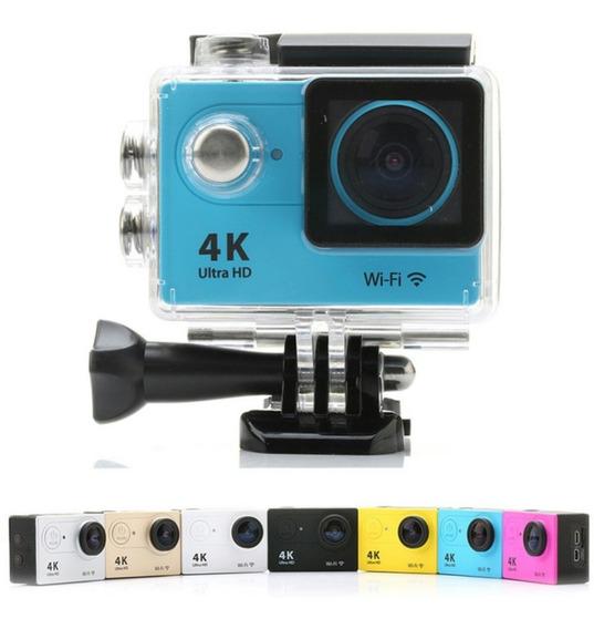 Câmera Action Eken H9 Ultra Hd 4k Wi-fi 1080p 2.0 Lcd.