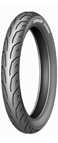 Imagen 1 de 3 de Cubierta 275 18 Dunlop Tt900 Cg Ybr Zanella 125 Riderpro ®
