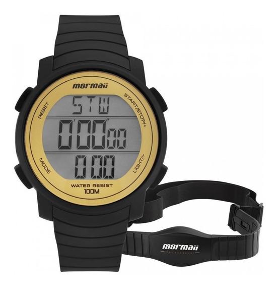 Relógio Masculino Mormaii Monitor Cardíaco Mo11560aa/8d