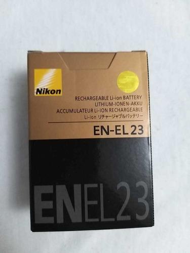 Batería Nikon En-el23 - Unidad a $46000