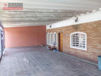 Casa Residencial À Venda, Parque Cecap, Valinhos. - Ca0362