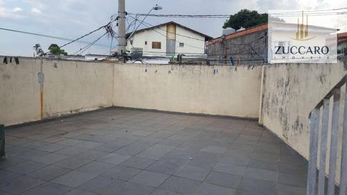 Sobrado Residencial À Venda, Jardim São Ricardo, Guarulhos. - So3458