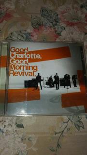 Cd. Good Charlotte. Good Morning Revival.