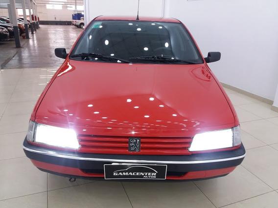 Peugeot 405 1.6 Gl 1994 4 Puertas Rojo Impecable