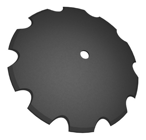 Disco Rastra 20 X 4 Mm Dentado Ingersoll