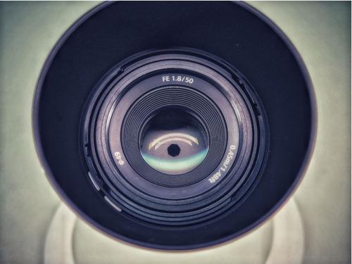 Lente Sony 50mm 1.8 Fe Full Frame (igual Nova)