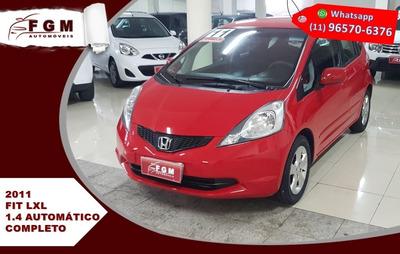 Honda Fit Lxl 1.4 Flex Aut 2011