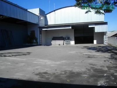 Galpao Industrial Para Locacao, Jardim Eliane, Cotia. - L-1037