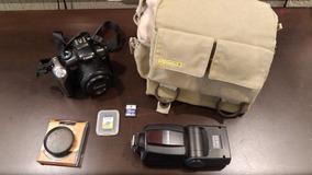 Câmera Semi-profissional - Canon