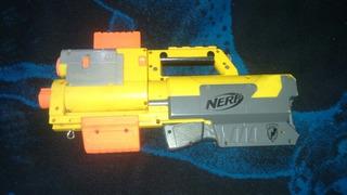 Pistola Nerf Deploy Cs-6