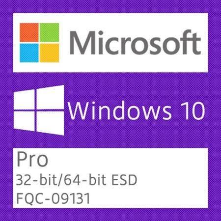 Licença Windows 10 Pro Esd C/ Nota Fiscal