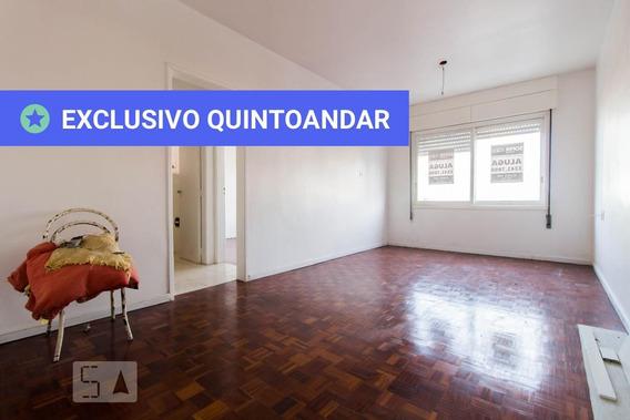 Apartamento No 1º Andar Com 1 Dormitório - Id: 892960411 - 260411