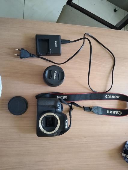 Canon T6 (1300d) + Lente
