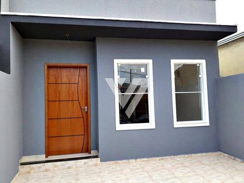Casa À Venda, 75 M² Por R$ 230.000,00 - Jardim Luciana Maria - Sorocaba/sp - Ca0165