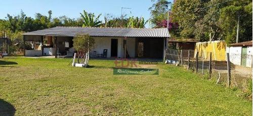 Imagem 1 de 6 de Chácara Com 1 Dormitório À Venda, 1500 M² Por R$ 200.000,00 - Boa Vista - Caçapava/sp - Ch0679