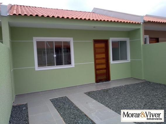 Casa Para Venda Em Fazenda Rio Grande, Estados, 2 Dormitórios, 1 Banheiro, 1 Vaga - Faz0066