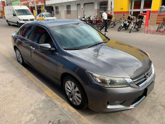 Honda Accord 2.4 Exl Sedan At 2014