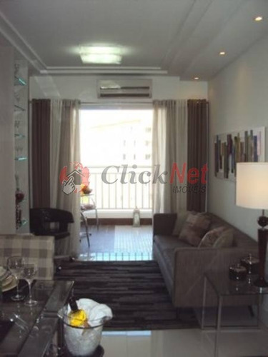 Imagem 1 de 30 de Apartamento  À Venda No Bairro Vila Curuçá Em Santo André - 4114