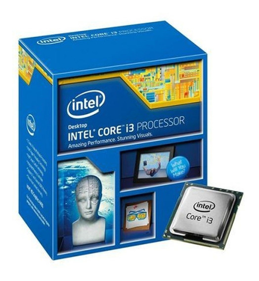 Processador Intel Core I3-4360 Haswell, Cache 4mb, 3.7ghz, L