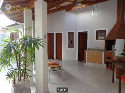 Imagem 1 de 19 de Casa Com 3 Dormitórios À Venda, 164 M² Por R$ 820.000,00 - Condomínio Portal De Itu - Itu/sp - Ca0399
