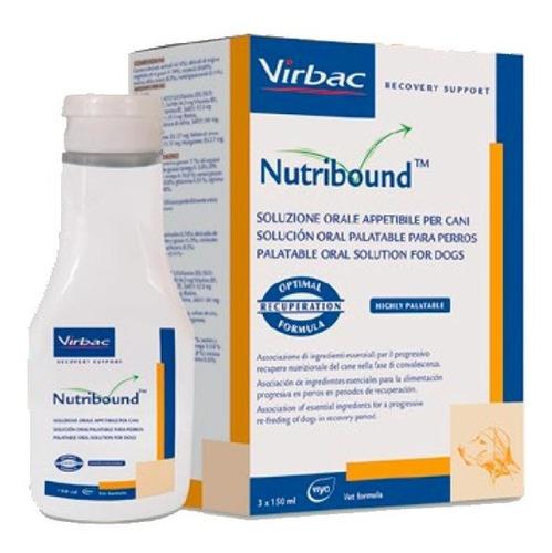 Imagen 1 de 1 de Nutribound Fórmula Especial Recuperación Perros 150ml Virbac