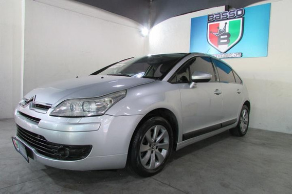 Citroën C4 2011 Exclusive 2.0 Flex Automático