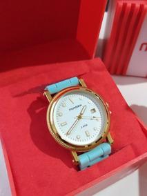 Relógio Mondaine 76169lomcnp5 Luxo Lindo