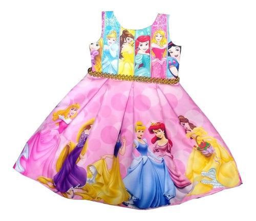 Vestidos Escote En Espalda Princesas