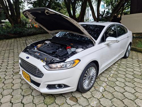 Ford Fusion 2016 2.0 Titanium