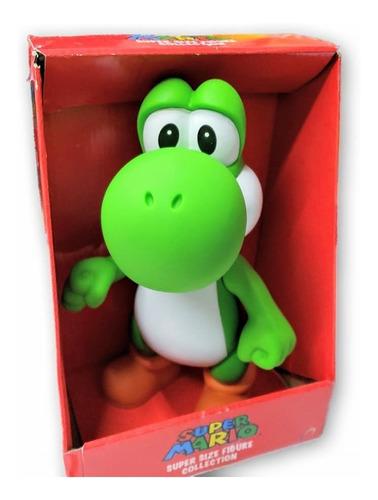 Figura  Yoshi  Dragon  Mario Bros Grande --- Coleccion