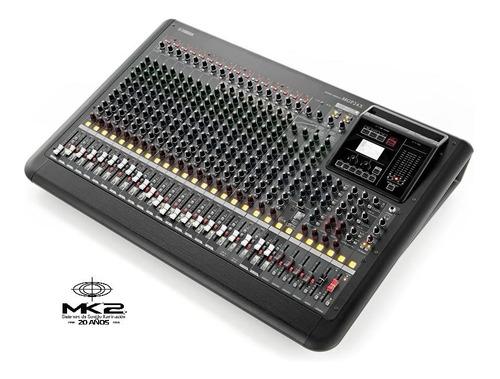 Yamaha Mgp24x Consola Mixer Sonido 24 Canales Dist Oficial