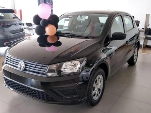 Volkswagen Gol Trend Con Gnc Uber Cabify Entrega Y Cuotas M-