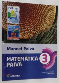 Matemática Paiva 3 (com Frete Grátis)