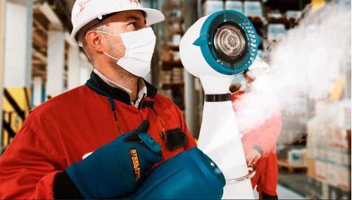 Imagen 1 de 5 de Sanitización Desinfección Inocua Powered By Veelyte
