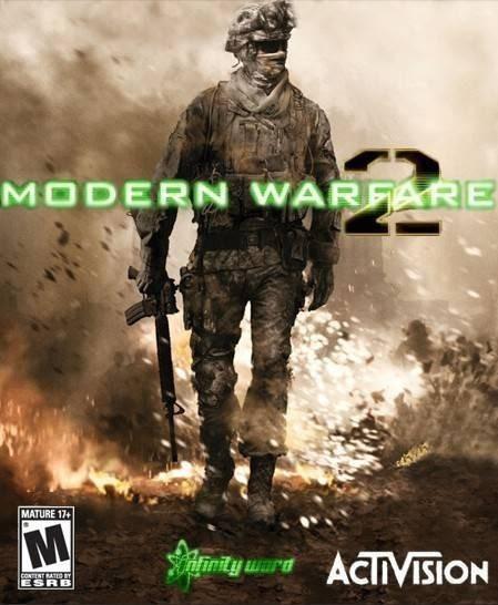 Call Of Duty Modern Warfare 2 Pc Envio E 5 Minutos Original!