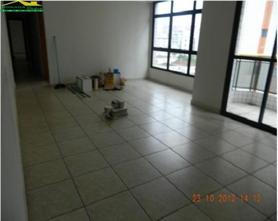 Apartamento No Centro Do Boqueirão, 3 Dormitórios, Sacadas, Confira Na Imobiliária Em Praia Grande. - Mp4530