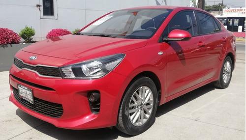 Imagen 1 de 10 de Kia Rio 2020 1.6 Sedan Lx At