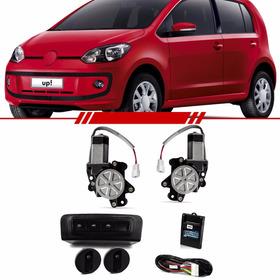 Kit Vidro Elétrico Sensorizado Volkswagen Up