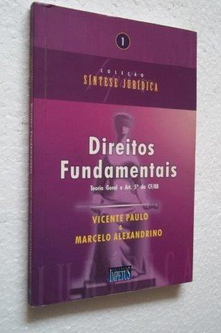 Direitos Fundamentais - Vicente Paulo E Marcelo Alexandino