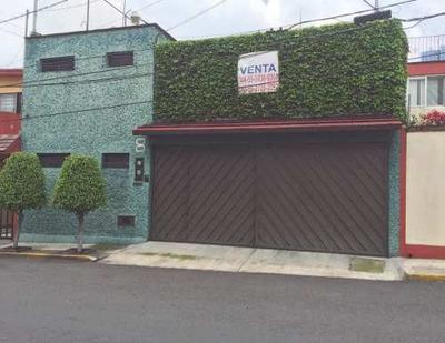 Casa En Venta En Col. El Parque, Naucalpan, Edo. De México