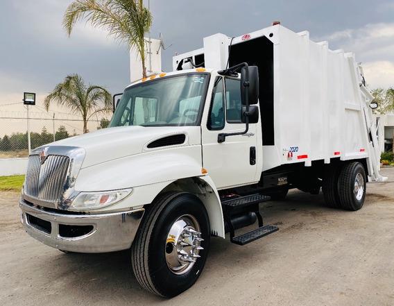 Camion Compactador De Basura International 2013