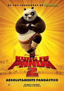 Kung Fu Panda 2 - Pelicula Online | Ver Y Descargar