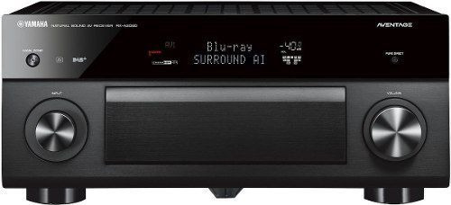 Receiver Yamaha Aventage Rx-a2080 Hdr Uhd Hdr10 110w Bivolt